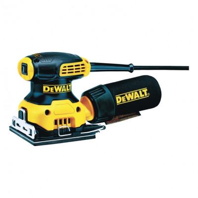DeWalt Plansliper 1/4 230W DWE6411 verktøy.no