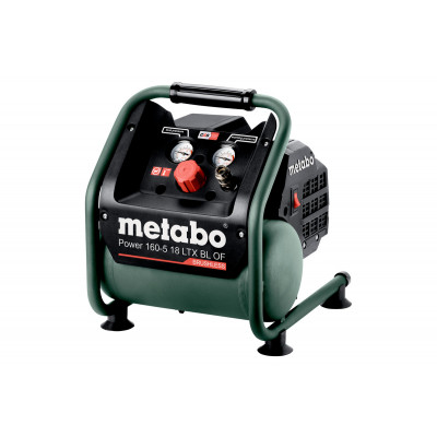 Metabo batteri 18V kompressor POWER 160-5 18 LTX BL verktøy.no