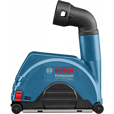 Bosch systemtilbehør for små vinkelslipere GDE 115/125 FC-T Professional verktøy.no
