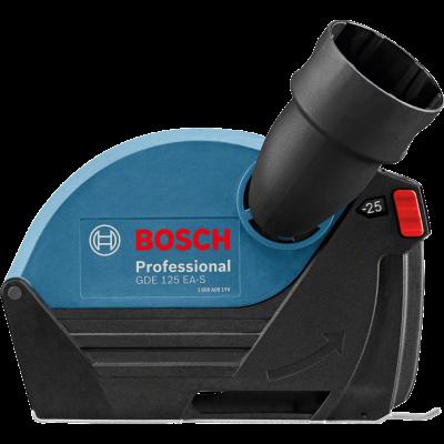 Bosch Systemtilbehør for små vinkelslipere GDE 125 EA-S verktøy.no
