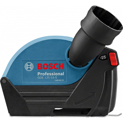 Bosch Systemtilbehør for små vinkelslipere GDE 125 EA-S