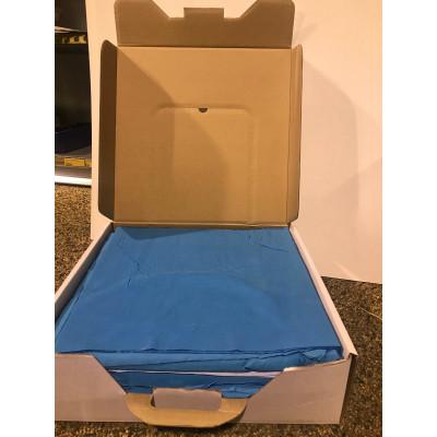 Pussefille kulørt boks 5kg