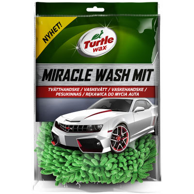 Turtle Wax miracle was mit
