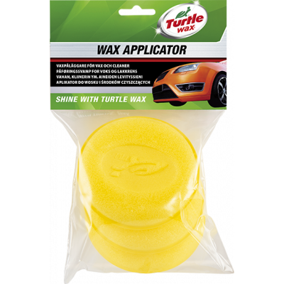 Turtle Wax Applicator