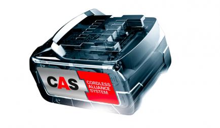 Ett batteri til ni verktøymerker