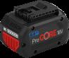 Bosch ProCORE18V 8.0Ah  verktøy.no