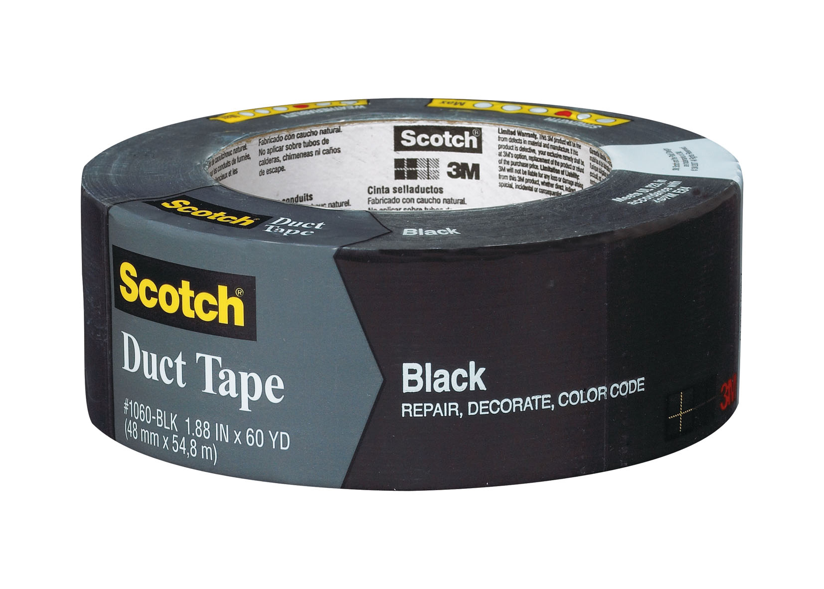 TAPE LERRET 1060BLK 48X55 SORT 3M