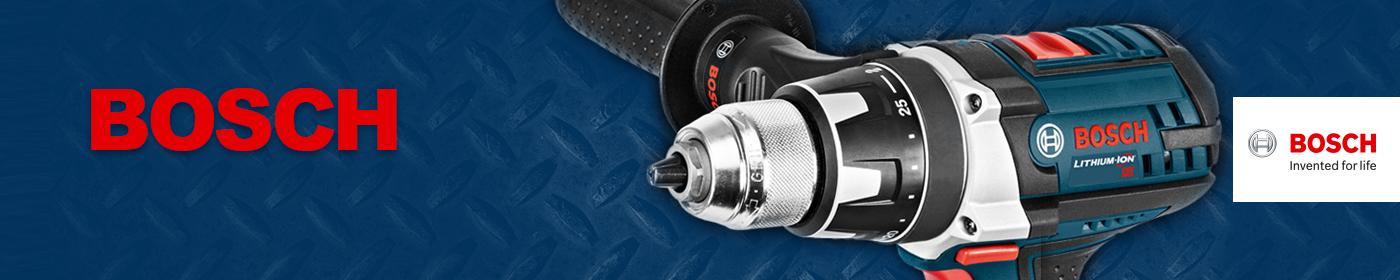 Gode priser på Bosch-verktøy