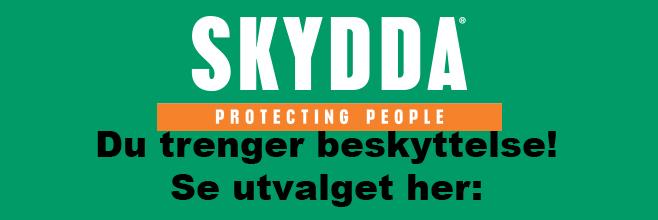 SKYDDA - Du trenger beskyttelse! Se utvalget her