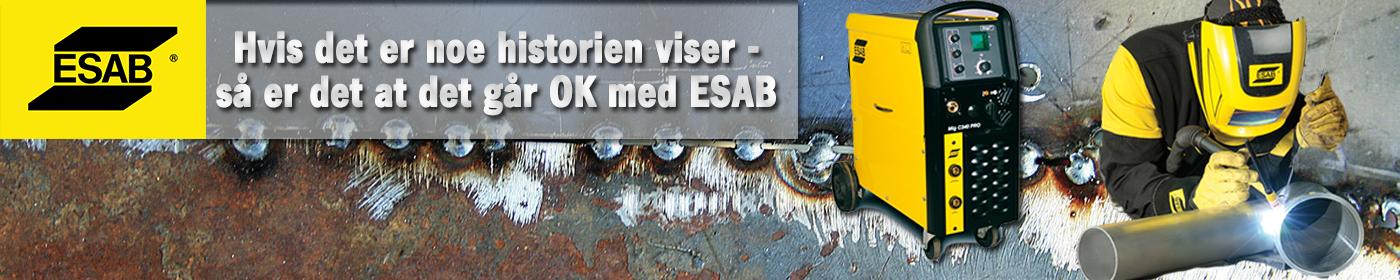 OK med ESAB